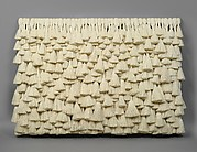 """Linen Lean-To"" Tapestry Bas-Relief"