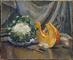 Cauliflower and Pumpkin