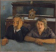 The Artist's Parents