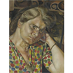 Portrait of Hilda