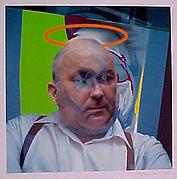 Portrait of Dieter Roth