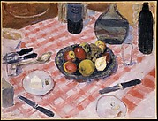 The Checkered Tablecloth