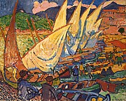 Fishing Boats, Collioure