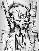 Untitled (male portrait)