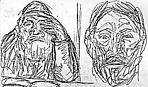 Untitled (two portraits)