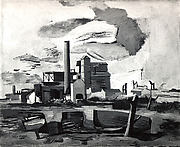 Stamford Gas Works