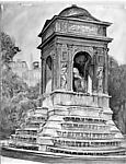 The Fountain of the Innocents, Paris