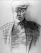 Man with a Cap