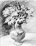 Still Life: Flowers in Vase