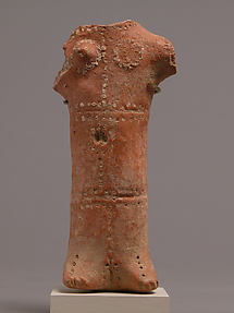 Fragment of a Female Figure