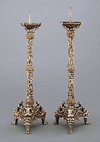 Bernward's Candlesticks (pair)