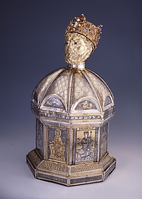 Reliquary of Saint Oswald