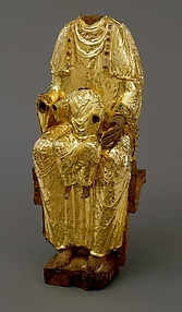 Virgin and Child Enthroned (so-called Golden Madonna)