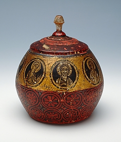 Reliquary in the Form of a Ball