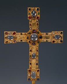 Processional Cross (so-called  Small Bernward Cross)