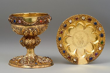 Chalice and Paten