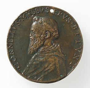 Medal of Cornelio Musso
