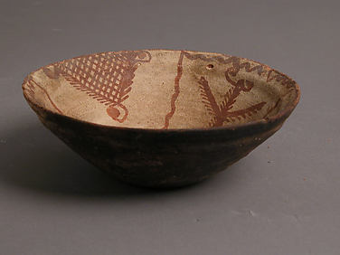 Bowl with Floral Motifs