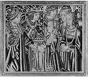 Courtly Scenes