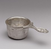Silver Patera (Saucepan-Shaped Vessel)