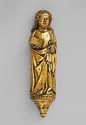 Appliqué Figure of the Apostle James