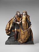 Meeting of Saints Joachim and Anne at the Golden Gate