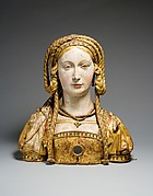 Reliquary Bust of Saint Balbina
