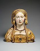 Reliquary Bust of Saint Balbina