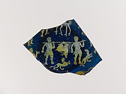Fragment of a Glass Dish
