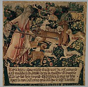 Sickness Spears the Stag and Death Sounds His Horn (from The Hunt of the Frail Stag)