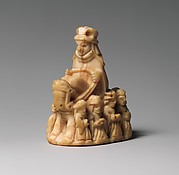 Chess Piece in the Form of a Queen