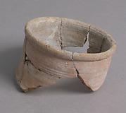 Fragment of a Pot Neck