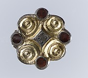 Rosette Brooch