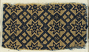 Textile with Stars and Swastika