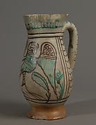 Jug with Eagle