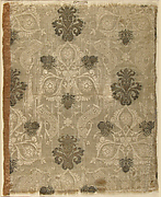 Textile with Brocade
