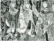 Six Courtiers