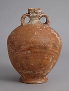 Ribbed Amphora