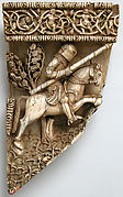 Plaque Fragment from Saddle