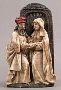 Saint Anna and Saint Joachim