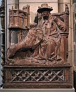 Saint Jerome at His Study