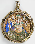 Pendant Medallion with the Last Judgment