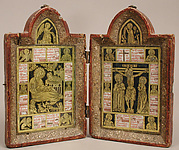 Reliquary Diptych
