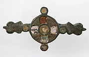 Flat Brooch