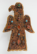 Bird-Shaped Brooch