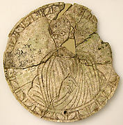 Medallion with the Bust of an Apostle
