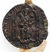 Seal Impression, Saint Peter