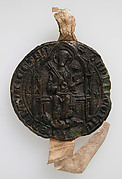 Seal Impression, Saint Peter