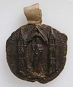 Seal Impression, Saint Margaret