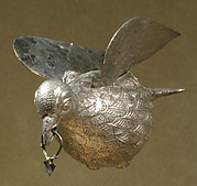 The Attarouthi Treasure  - Silver Dove